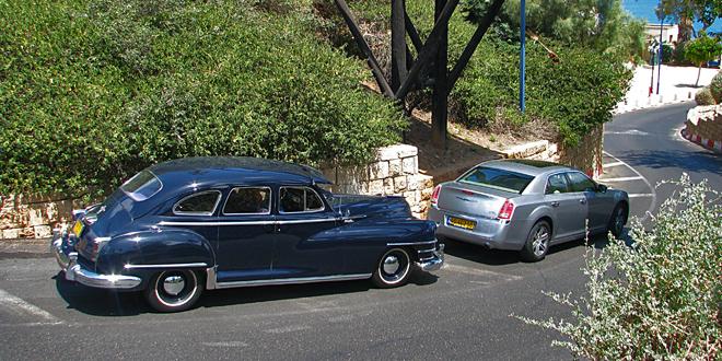 קרייזלר וינדזור 1948