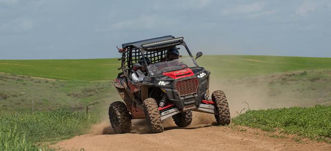 מאוד פולריס RZR דיינמיקס - השקה ונהיגה חוויתית בדגמי RZR | Drive Time XX-93