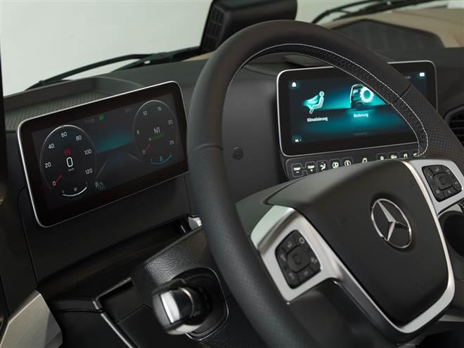D525636 Mercedes-Benz Actros, model year 2018